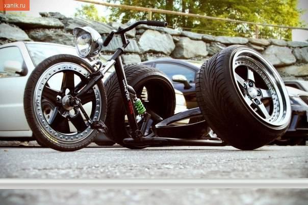 Хочу такой велосипед